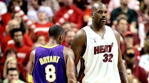 The same thing happened to Kobe Bryant