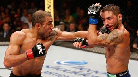 UFC 179: Aldo vs. Mendes 2