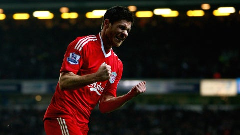 Xabi Alonso – €35.4 million