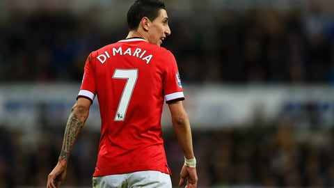 Angel Di Maria – €62.5 million