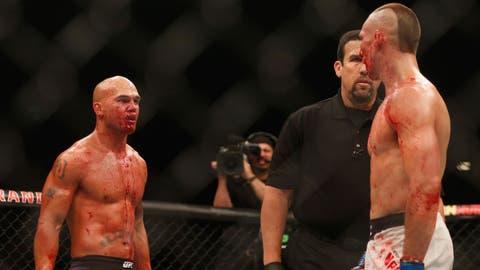 UFC 189: Lawler v MacDonald 2