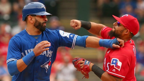 Tickets to Rougned Odor-Jose Bautista II