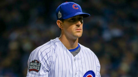 Kyle Hendricks 'emotionless chip'