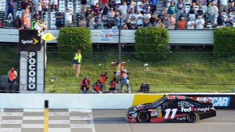 Pocono Raceway, 4