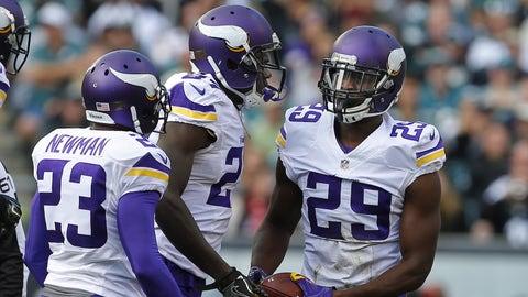 Minnesota Vikings (last week: 22)