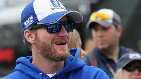 A healthy year for Dale Jr.
