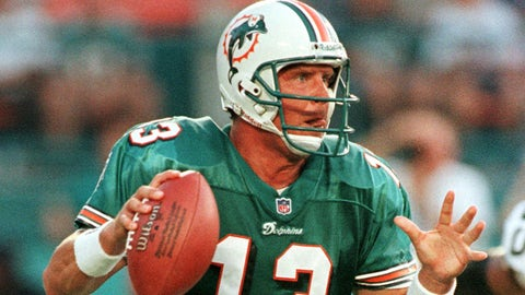 Dolphins (2 wins, 5 appearances)