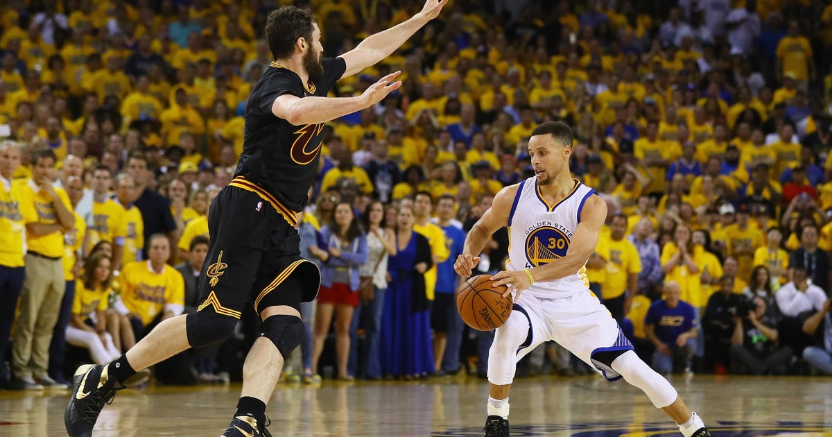 5 games that prove how bad Stephen Curry has been vs. the Cavaliers