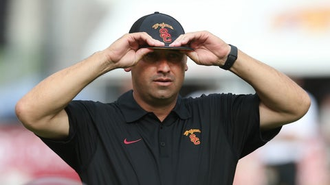 On Steve Sarkisian becoming the Tide's new offensive coordinator