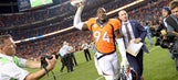 Broncos reportedly place veteran linebacker DeMarcus Ware on injured reserve