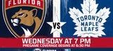 Toronto Maple Leafs at Florida Panthers game preview