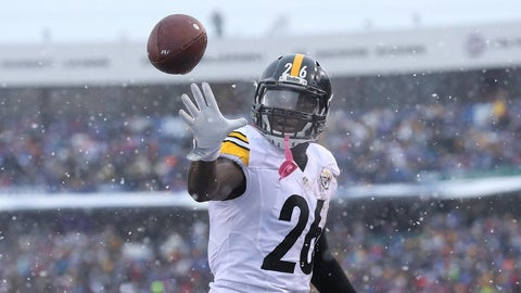 Running back: Le'Veon Bell, Steelers