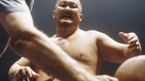 Harry Fujiwara (Mr. Fuji)