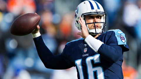 TITANS (-3) over Texans (Over/under: 40)