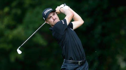 Golf: Justin Thomas — age 23
