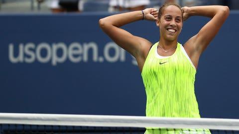Tennis: Madison Keys — age 21