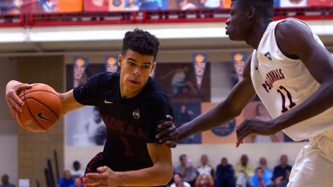 College basketball: Michael Porter Jr., Washington — age 18
