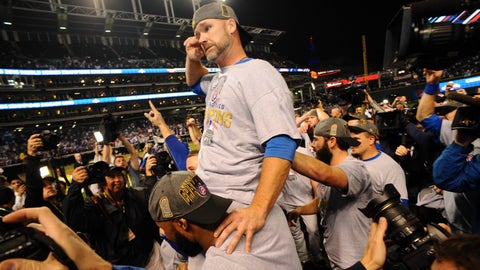 Grandpa Rossy gets carried away