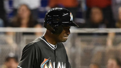 Dee Gordon goes deep and breaks down