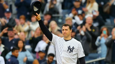 Mark Teixeira calls it a career