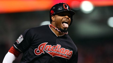 Rajai rocks Aroldis in Game 7