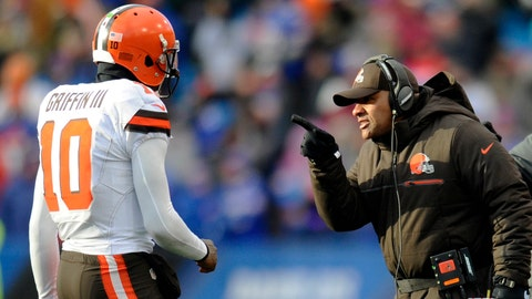 The Browns' offseason to-do list