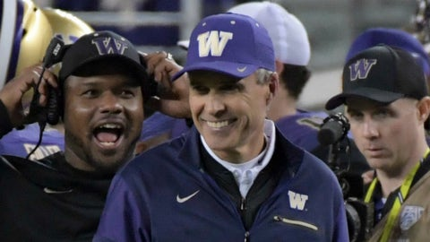 Washington Huskies (40-1)
