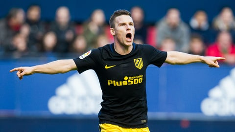 Kevin Gameiro to Atletico Madrid  – B+
