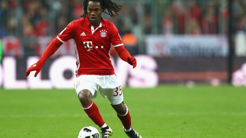 Renato Sanches to Bayern Munich – C-