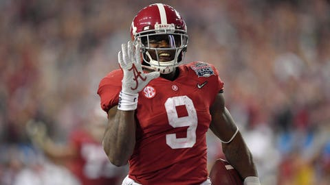 """Bo Scarbrough will run wild in the Peach Bowl against Washington"""