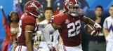 Watch Alabama's defense come up huge with a pick-six against Washington