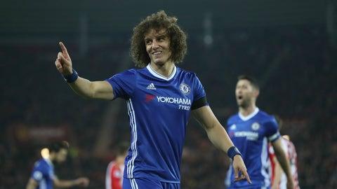 David Luiz to Chelsea – A-