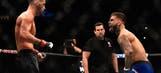 Fighters react to Cody Garbrandt's stunning win over Dominick Cruz