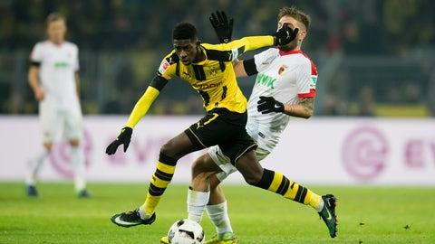 Ousmane Dembele to Dortmund – A+