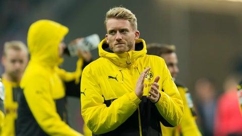 Andre Schürrle to Dortmund – D