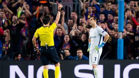 Claudio Bravo to Man City – D