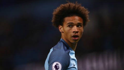 Leroy Sane to Man City – C