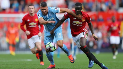 Eric Bailly to Man United – B+