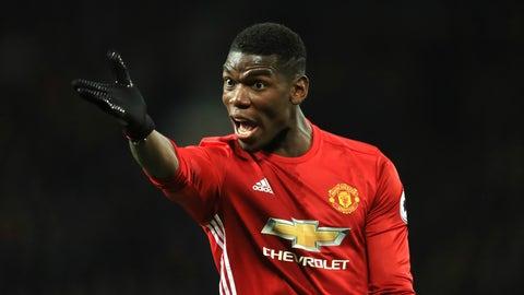 Paul Pogba to Man United – B+