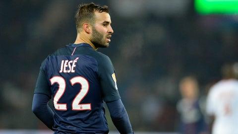 Jese Rodriguez to PSG – F