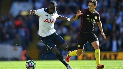Moussa Sissoko to Tottenham – F