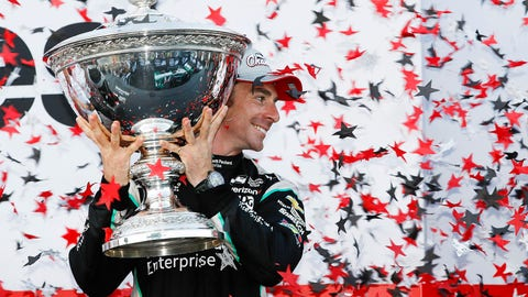 Simon Pagenaud wins it all