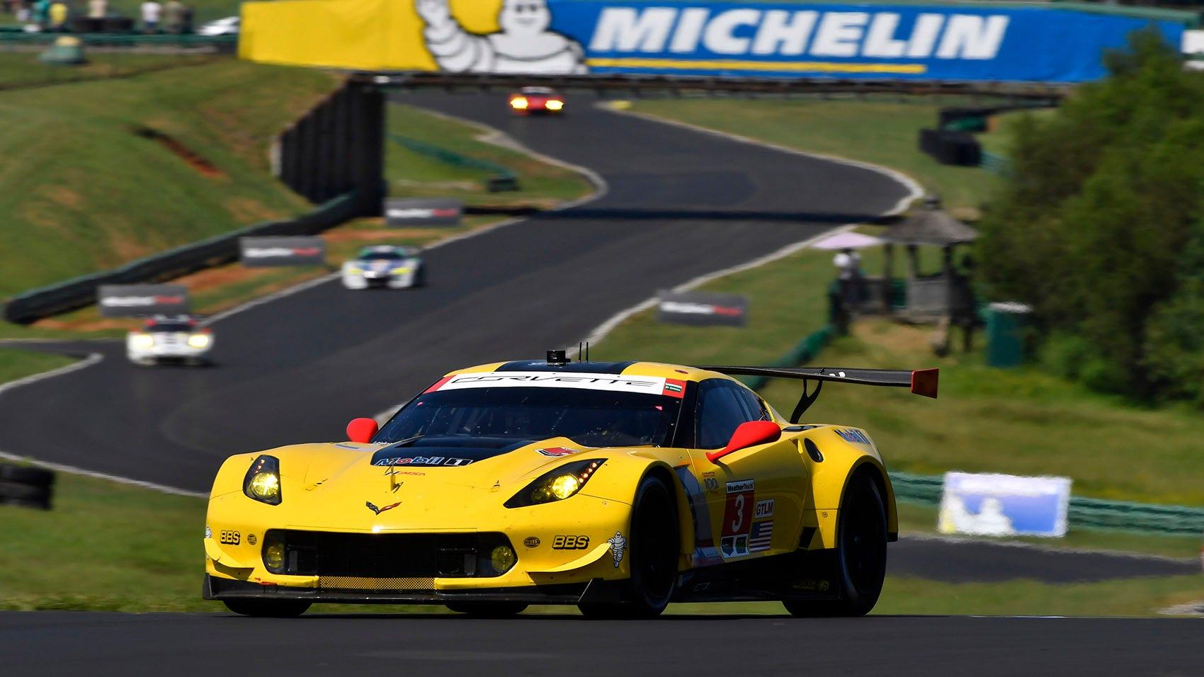 Top 10 Sports Car Racing Cars Of 2016 Fox Sports