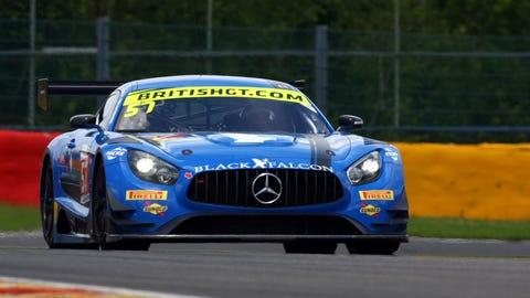 6.Mercedes-AMG GT3