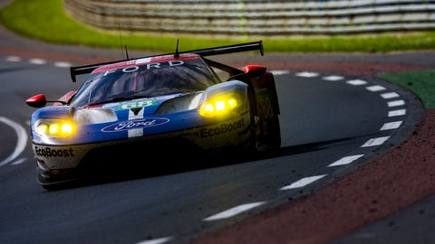 7. Ford GT