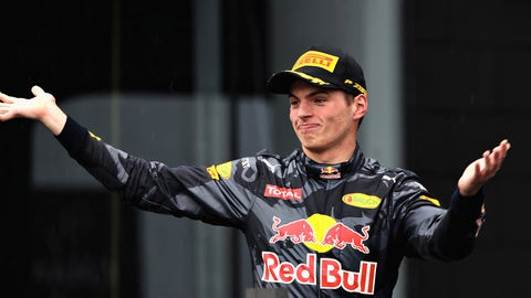 2. Can Max Verstappen get a podium for Toro Rosso?