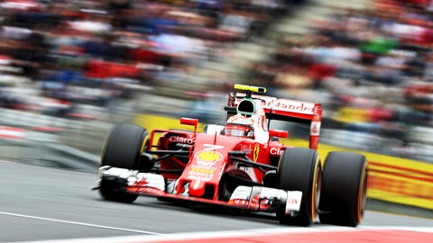 4. Isn't it time for Ferrari to get rid of Kimi Raikkonen?
