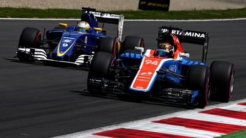 7. Will Mercedes power help Manor?