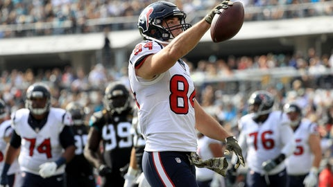 8. Houston Texans