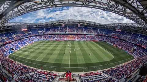 March 11 -- New York Red Bulls (Red Bull Arena)